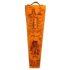 Наборы подарочных шампуров срукоятью издерева илатуни вколчане