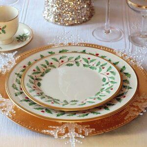 Тарелки и блюда